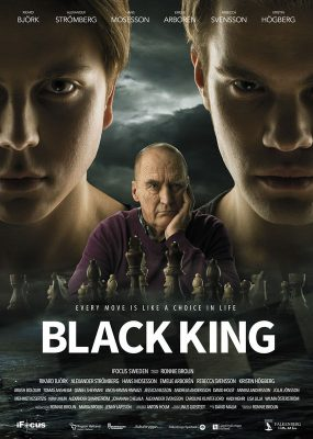 Svart_Kung-Black_King-poster
