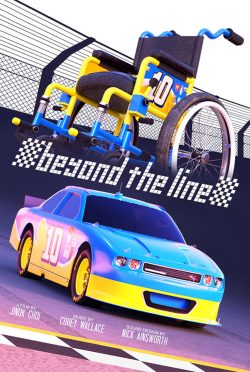 Beyond the Line-poster-VFF7738
